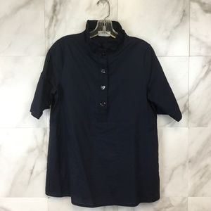 Terra SJ Apparel Navy Tunic - size S